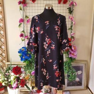 KATIES | Floral Dress | AU 20 | NWT